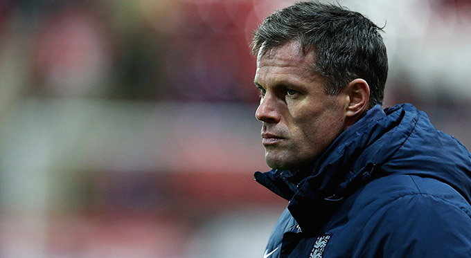 Football Speaker, Jamie Carragher