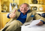 Barry Fry, football speaker