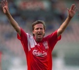 Ronnie Whelan Liverpool Football speaker. Celebrity Football speaker