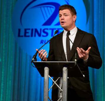 Brian O'driscoll, After Dinner speaker