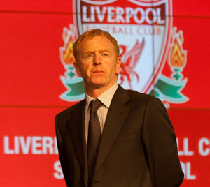 David Fairclough, after dinner speaker