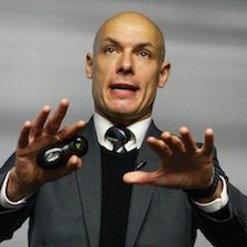 Howard Webb, Former Referee