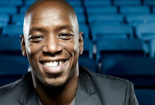 Ian Wright, Ex Arsenal football speaker