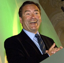 Jeff Stelling, Football Speaker