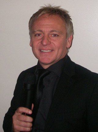John Beresford, Football speaker