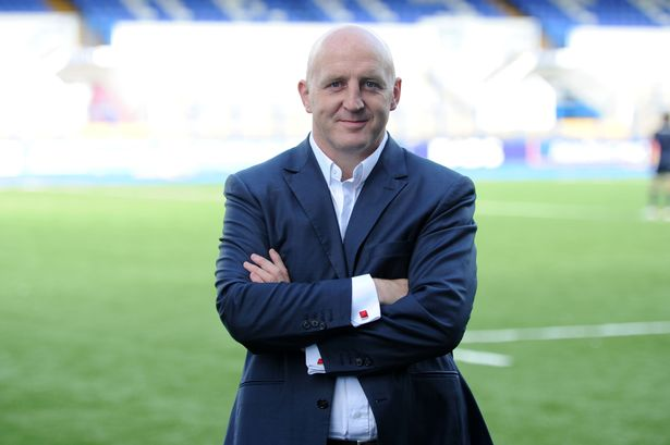 Keith Wood, Irish Rugby Speaker